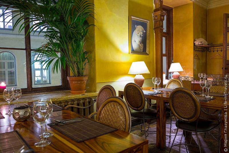 Индийский ресторан Elevant в Таллине - тот самый вкус масалы