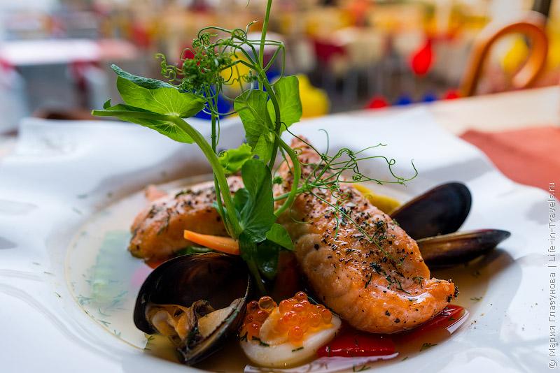 Ресторан D.O.M. на Ратушной площади – почувствуй себя аристократом
