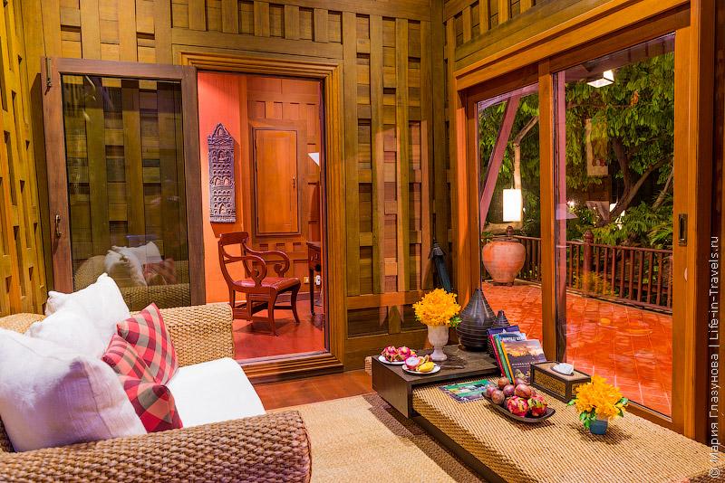 Chakrabongse Villas – потрясающие виллы с самым лучшим видом в Бангкоке, Таиланд