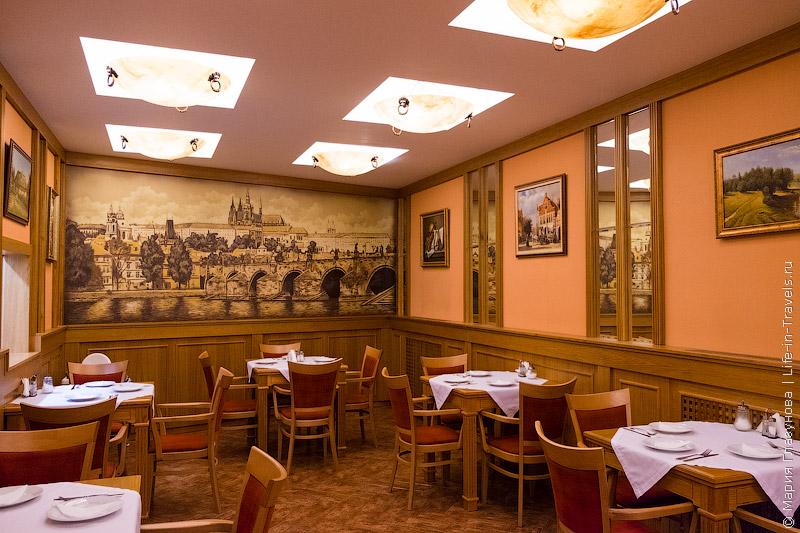 Hotel Askania – бюджетный отель в Праге, Чехия