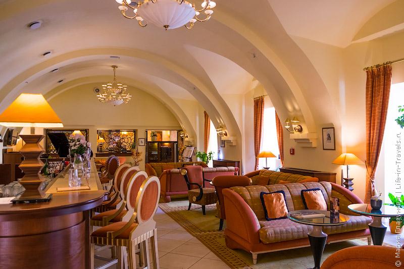 Lindner Hotel Prague Castle – элегантный отель в историческом здании, Прага, Чехия