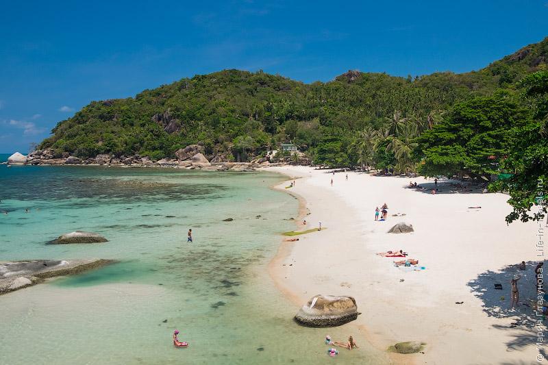 Пляж Тонгтакиан на Самуи