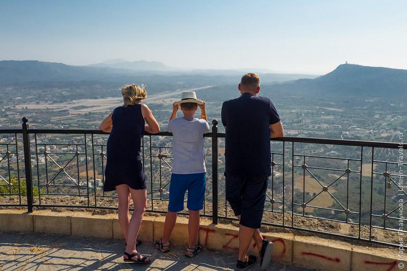 Гора Филеримос, Родос