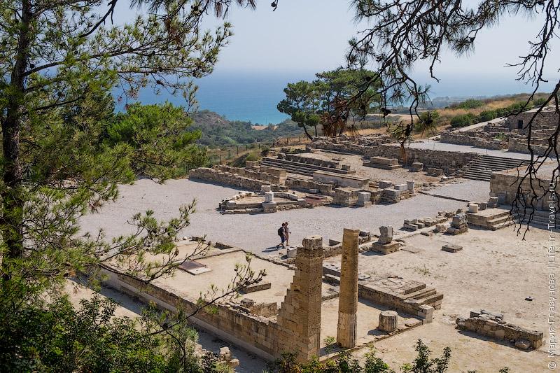 Древний Камирос, Родос