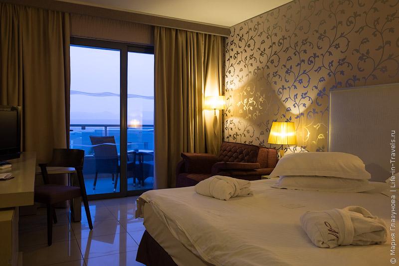 Кос: отель Michelangelo Resort & Spa