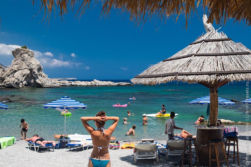 Пляжи Родоса, Греция