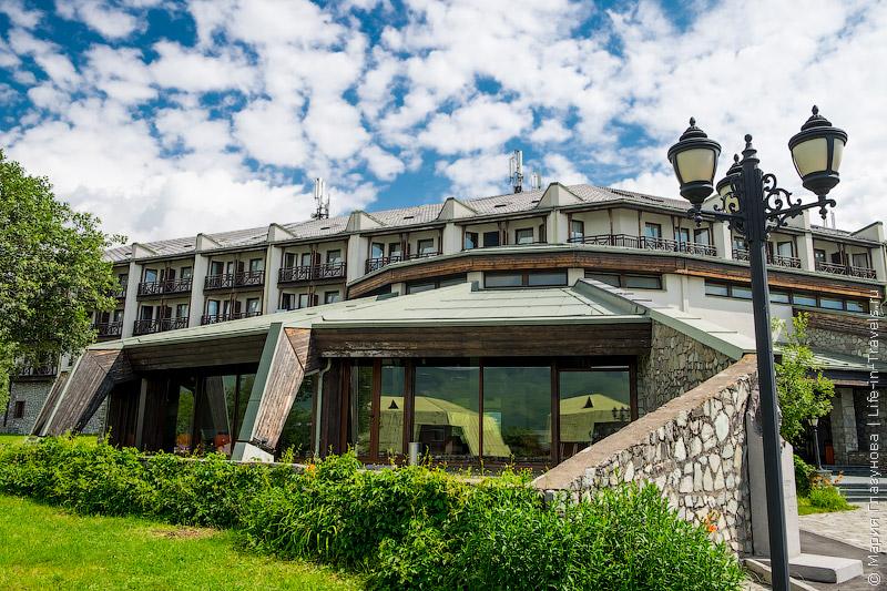Oтель Marco Polo 4* на горнолыжном курорте Гудаури, Грузия (Hotel Gudauri Marco Polo)