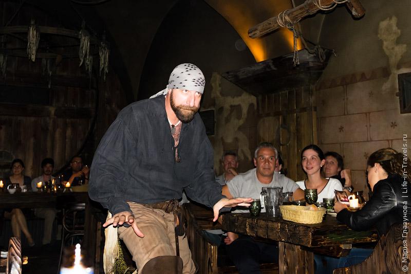 Средневековая корчма