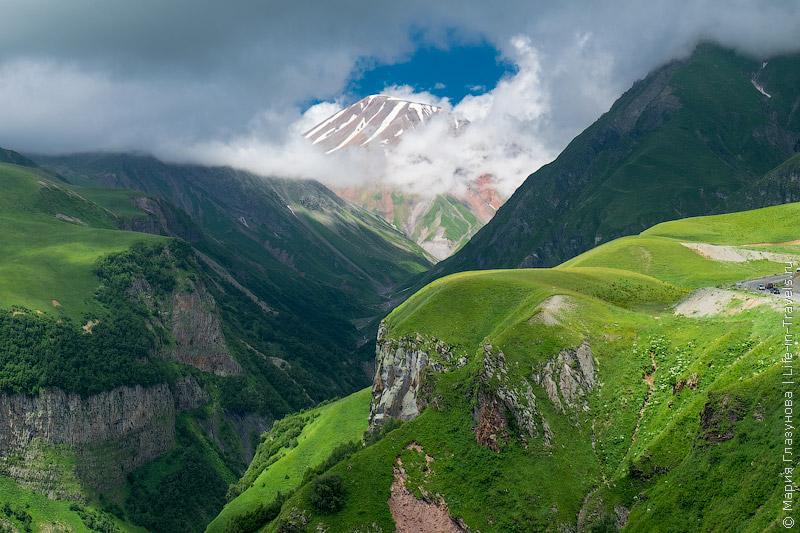 Гудаури, Казбеги, Грузия