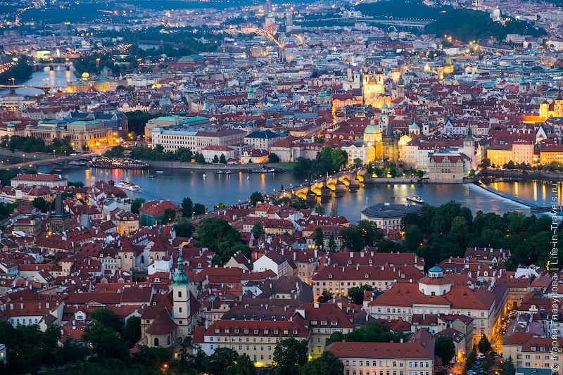 Прага, Чехия