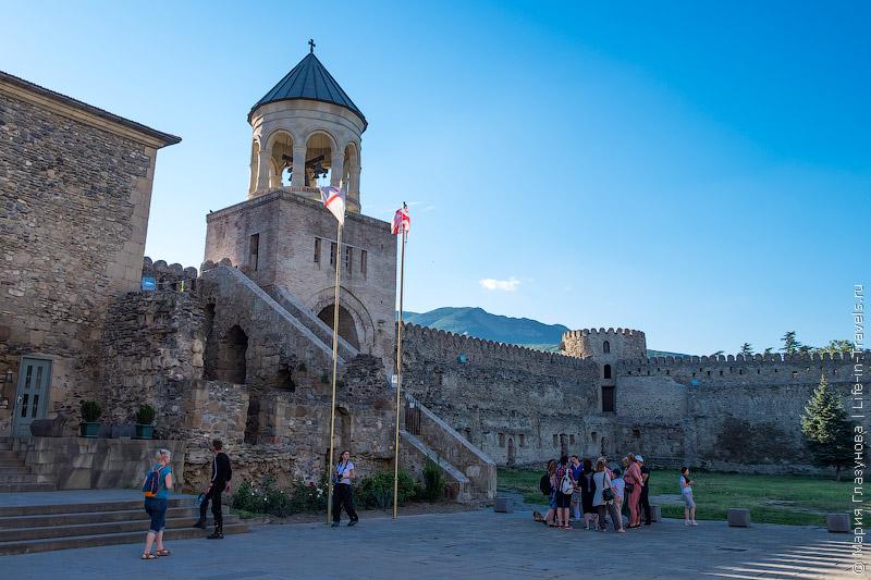 Древняя столица Мцхета и храм Джвари