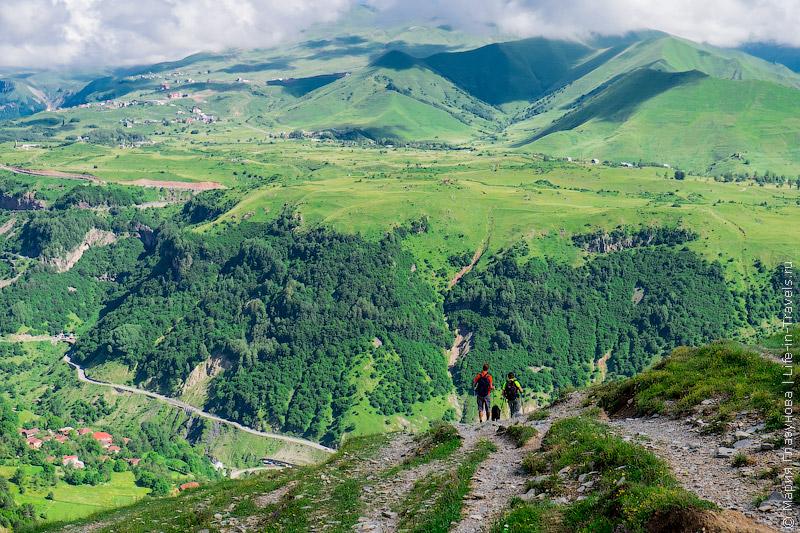 Ломиси, Казбеги, Грузия