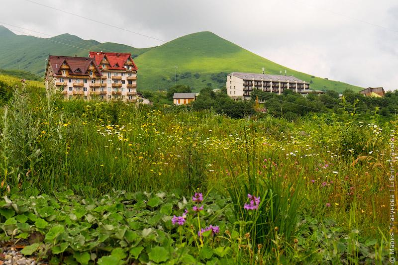 Гудаури, Грузия
