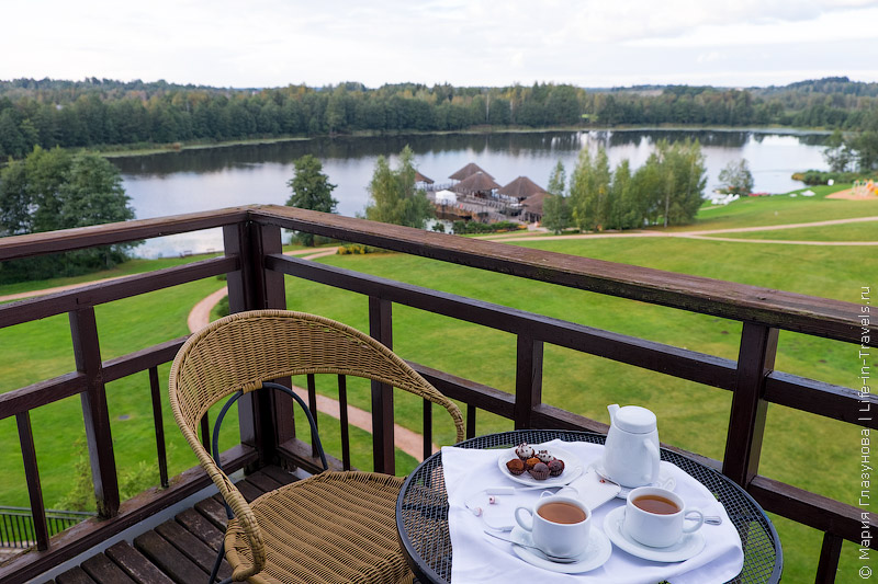 Vilnius Grand Resort – загородный СПА-отель в Вильнюсе
