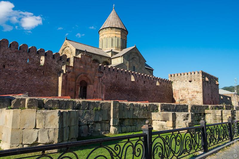 Мцхета – древняя столица Грузии