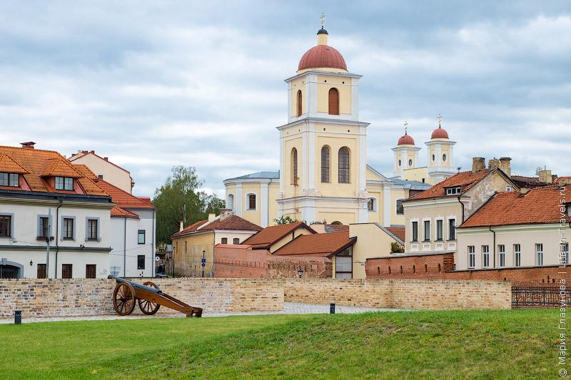 Бастион Оборонительной Стены Вильнюса