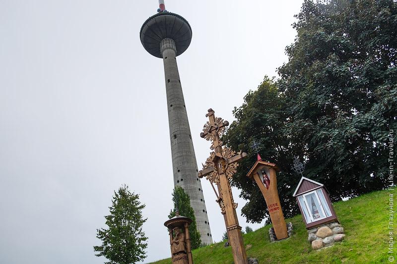 Вильнюсская телебашня