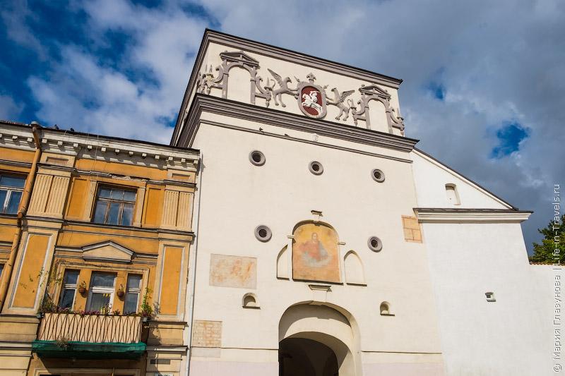 Ворота Аушрос «Острая брама»