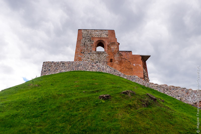 Замок Гедиминаса