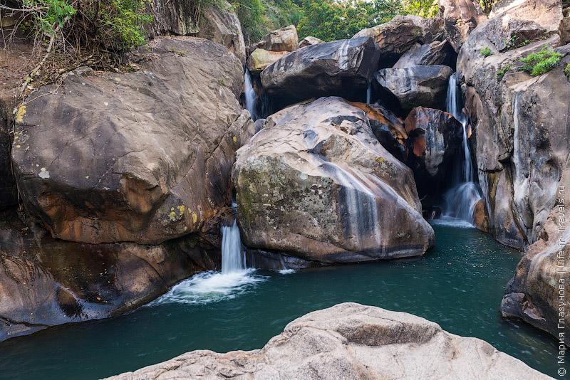 Водопды БаХо, Нячанг, Вьетнам