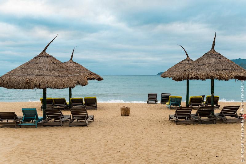 Пляж в Нячанге, Вьетнам