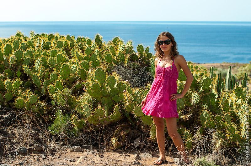 Пляжи Тенерифе