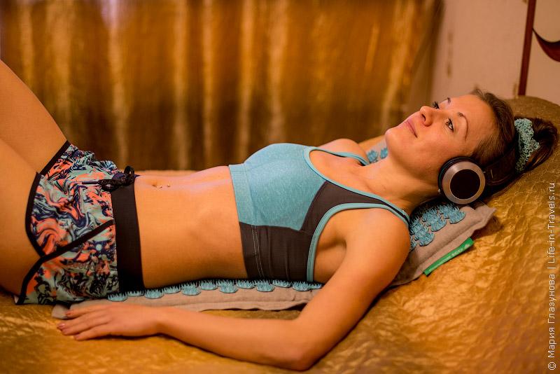 Массажный коврик Pranamat ECO