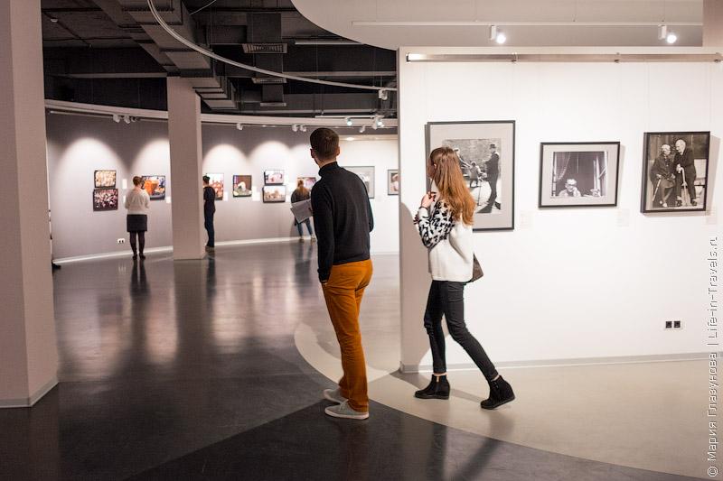 Музее современного искусства Эрарта