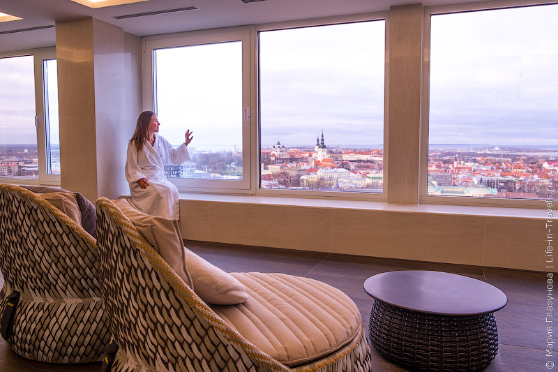 Отель Radisson Blu Hotel Olümpia в Таллине