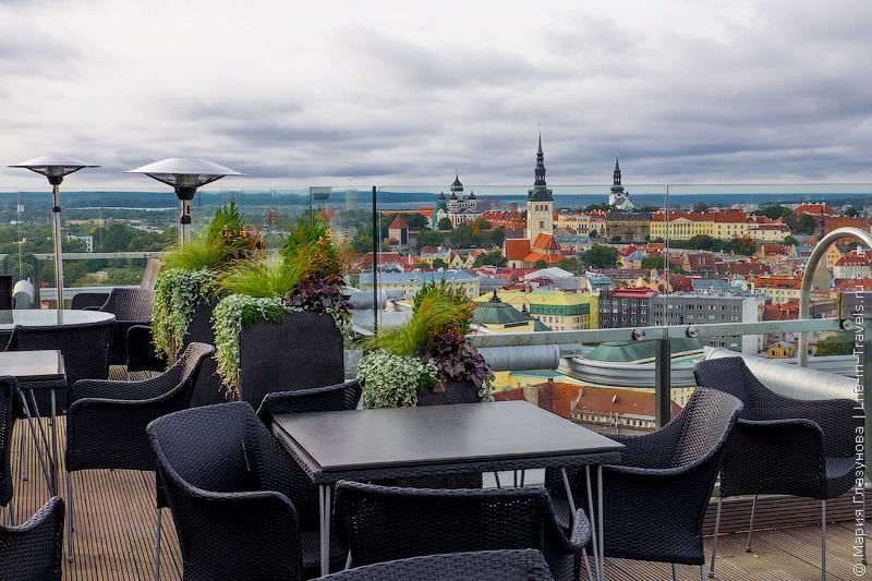 Отель Radisson Blu Sky Tallinn