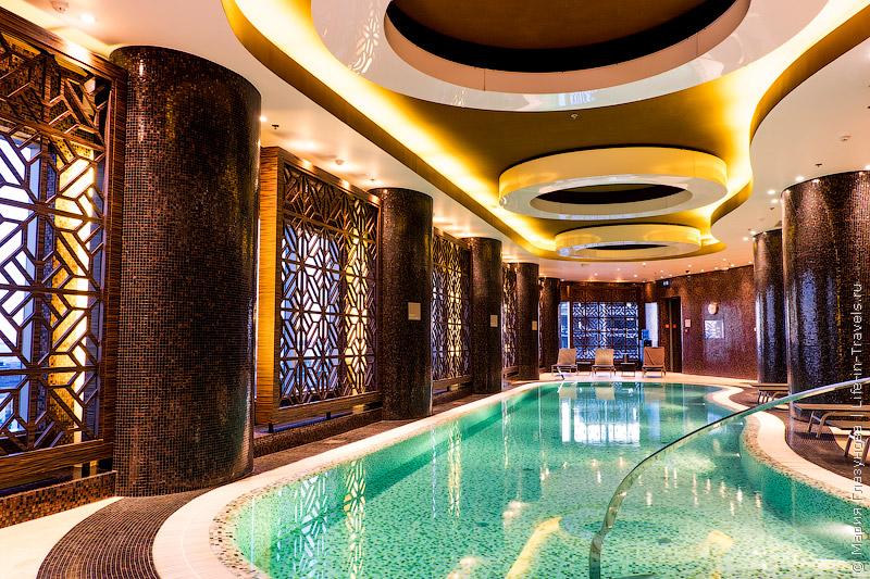 Отель Swissôtel Tallinn