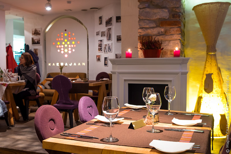 Рестораны в Таллине