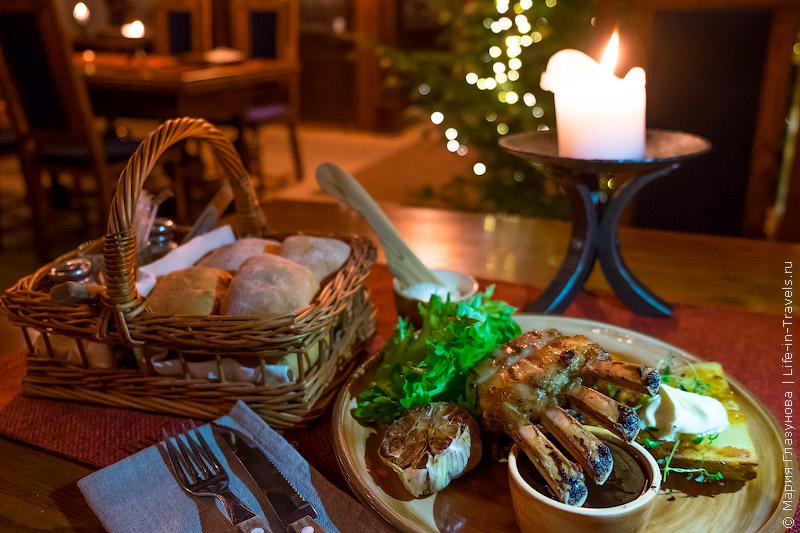 Peppersack - средневековый ресторан в центре Таллина