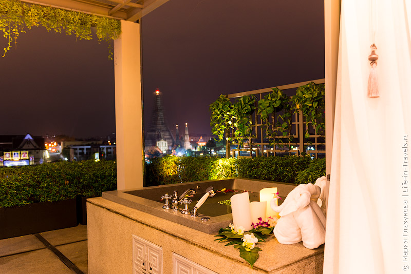 Riva Arun – бутик-отель в историческом центре Бангкока с видом на реку и храм Ват Арун