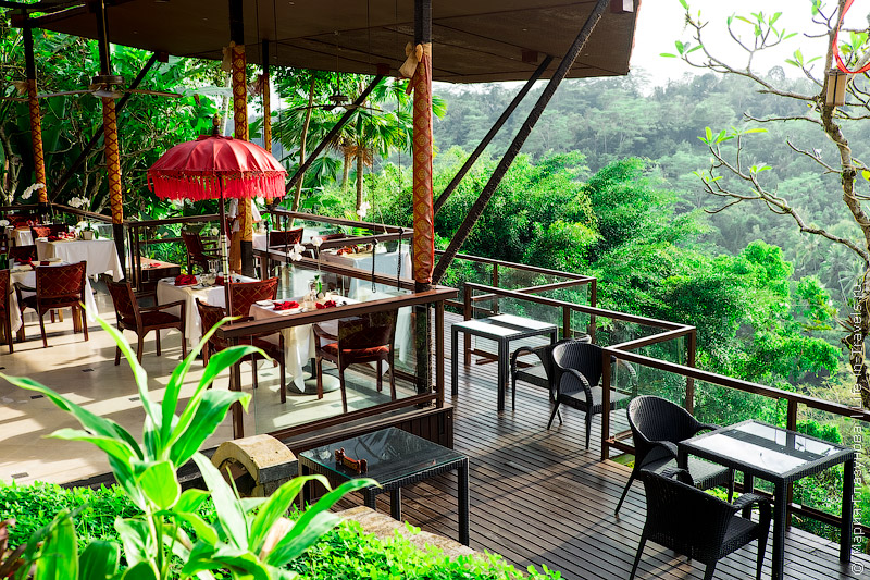 Kupu Kupu Barong Villas в Убуде – виллы в сердце острова с шикарным видом на Саянскую долину, Бали, Индонезия