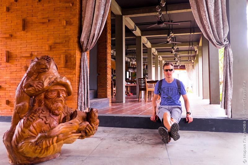 Suarti Boutique Village Ubud – аутентичные виллы в яванском стиле на Бали