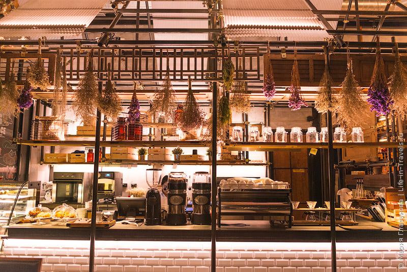 Air Space – модный ресторан в Хуахине (Restaurant Air Space, Hua Hin, Thailand)