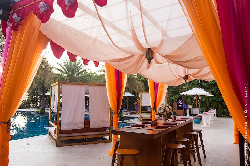 Marrakesh Hua Hin Resort & Spa – приятный отель в марокканском стиле, Хуахин, Таиланд