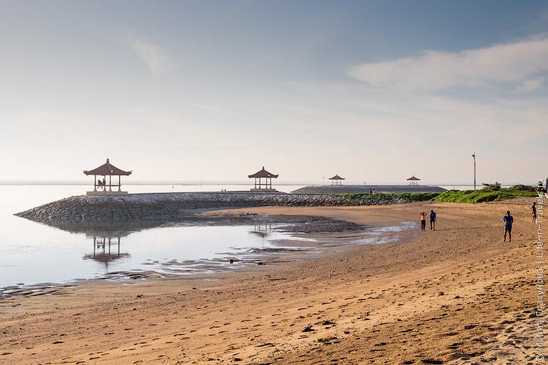 Bali Санур – популярный пляж и курорт на Бали 3857