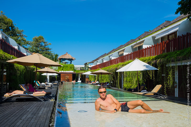 Kupu Kupu Jimbaran - бутик-отель в Джимбаране, Beach Club & Spa by L'OCCITANE, Бали