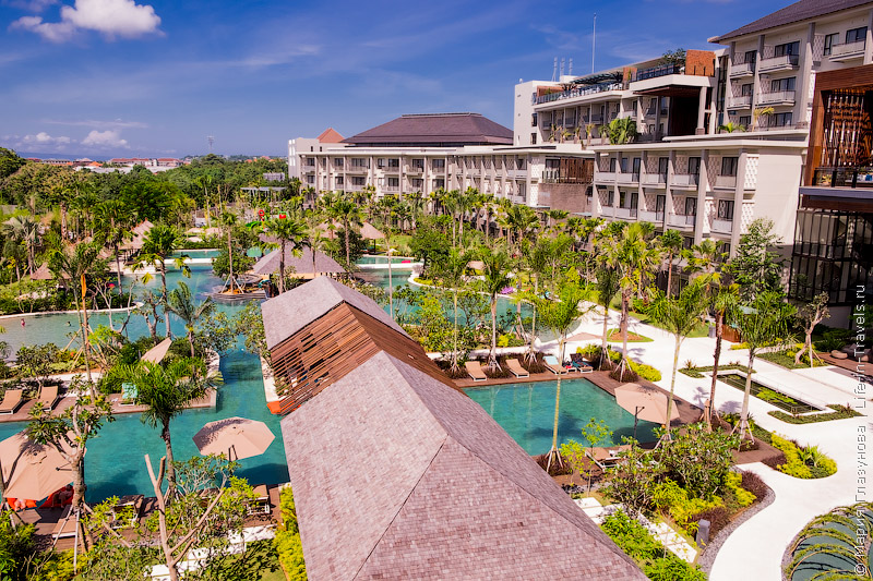 Mövenpick Resort & Spa Jimbaran Bali – новый современный отель 5* в Джимбаране, Бали