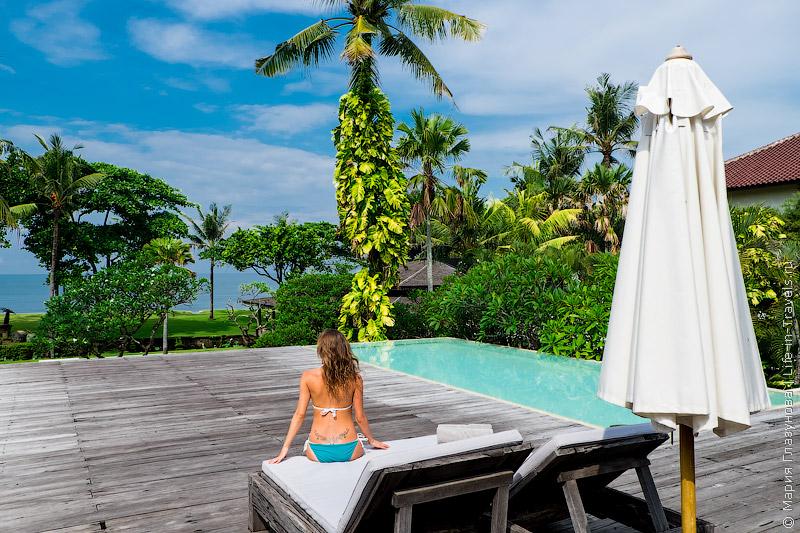 Morabito Art Villa – эксклюзивные виллы на берегу океана в Чангу, Бали
