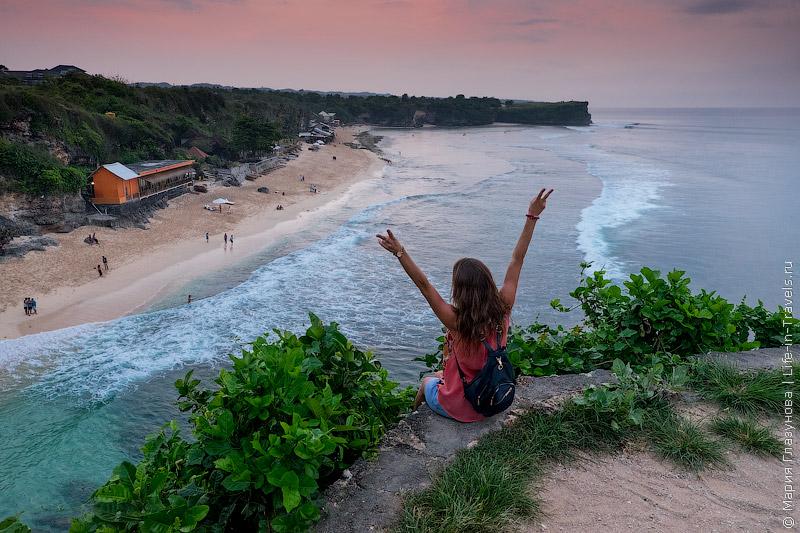 Пляж Баланган, Бали