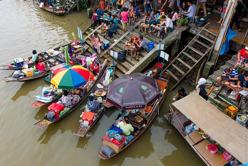 Плавучий рынок Ампхав