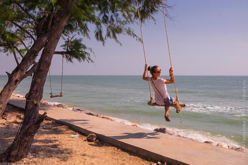 Ча-Ам, Хуахин, Таиланд