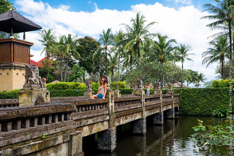 InterContinental Bali Resort – пятизвездочный отель в Джимбаране, Бали