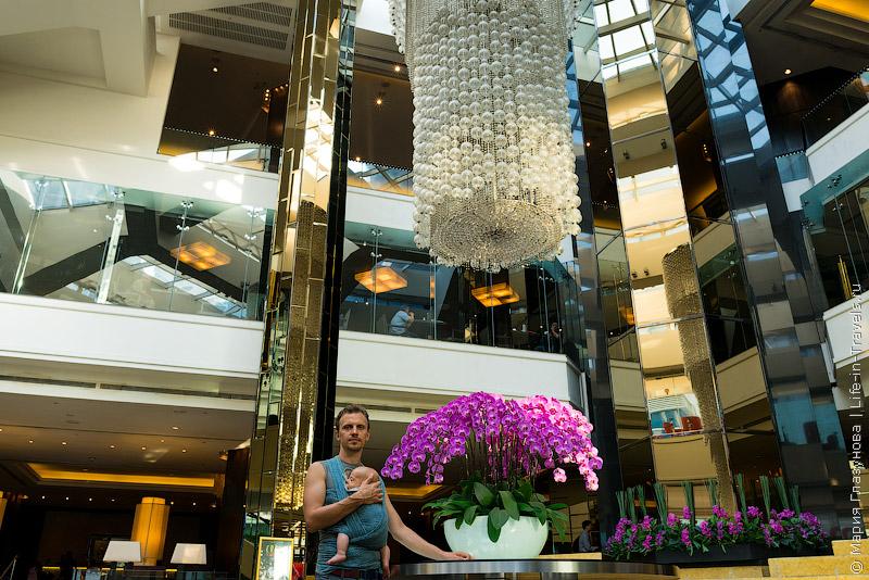 Grand Millennium – хороший отель в центре Куала-Лумпура, Малайзия
