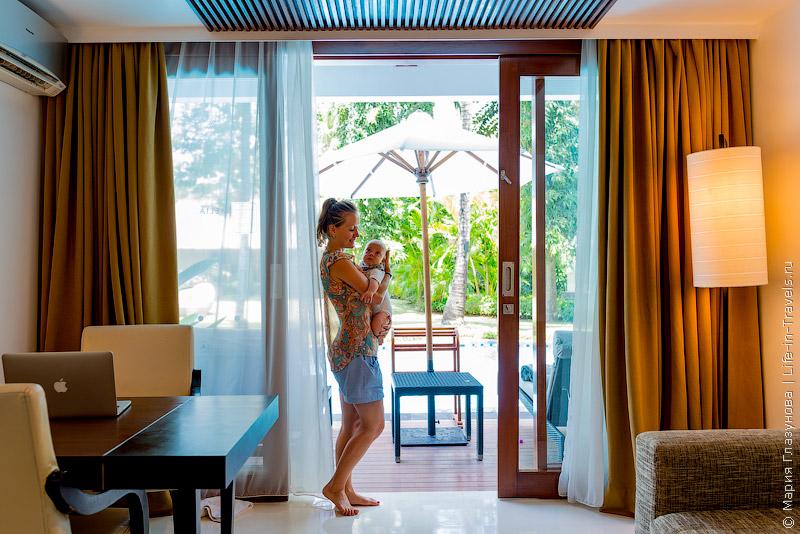 Melia Bali 5* отель в Нуса Дуа