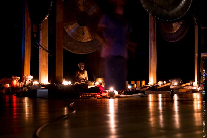 PYRAMIDS of CHI – гонг-медитация в Убуде!