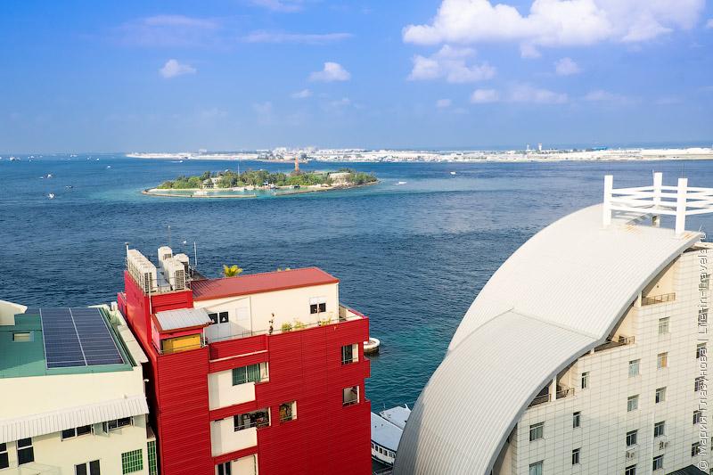 Hotel Jen – отель с бассейном на крыше, Мале, Мальдивы